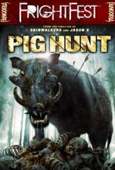 Ver película Pig Hunt