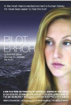 Ver película Pilot Error