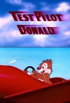 Ver película Piloto de pruebas Donald