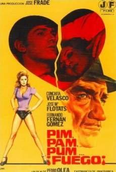 Ver película Pim, pam, pum... ¡Fuego!