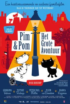 Película: Pim & Pom The Big Adventure
