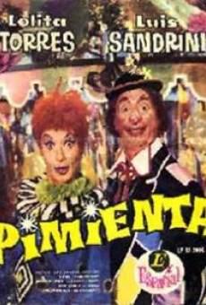 Ver película Pimienta