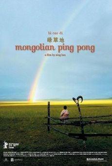 Ver película Ping-Pong Mongol