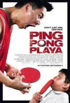 Ver película Ping Pong Playa