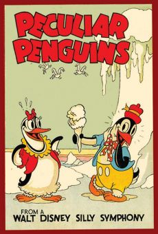 Walt Disney's Silly Symphony: Peculiar Penguins on-line gratuito