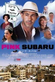 Pink Subaru gratis