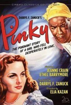 Pinky la negra bianca online