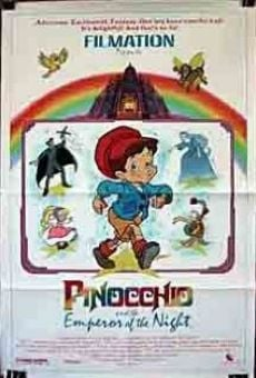 Pinocchio and the Emperor of the Night on-line gratuito