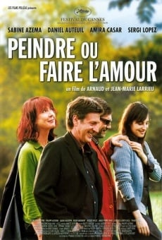 Peindre ou faire l'amour on-line gratuito