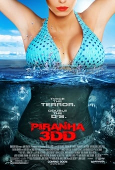 Piranha 3DD on-line gratuito