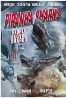 Piranha Sharks on-line gratuito