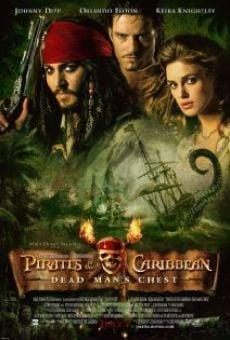 Piratas del Caribe: el cofre de la muerte online gratis