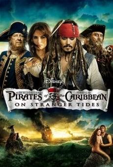 Ver película Piratas del caribe: navegando aguas misteriosas