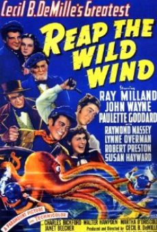 Reap the Wild Wind on-line gratuito