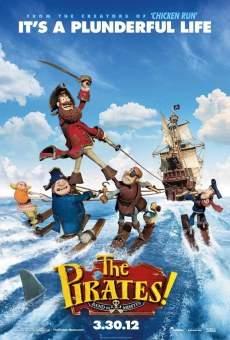 Ver película ¡Piratas!