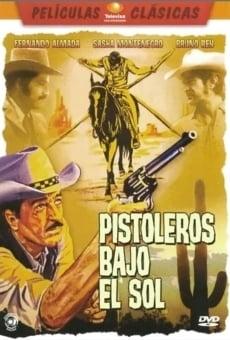 Ver película Pistoleros bajo el sol