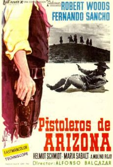 Pistoleros de Arizona on-line gratuito