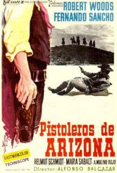 Ver película Pistoleros de Arizona