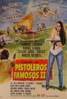 Ver película Pistoleros famosos II