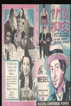 Ver película Pito Pérez