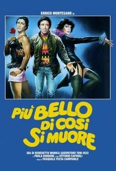Ver película Più bello di così si muore