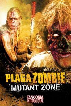 Ver película Plaga zombie: Zona mutante