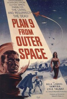Plan 9 From Outer Space on-line gratuito