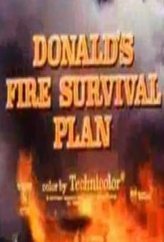 Donald's Fire Survival Plan on-line gratuito