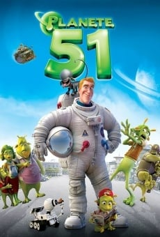 Ver película Planet 51