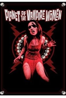 Película: Planet of the Vampire Women
