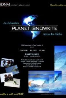 Ver película Planet Snowkite