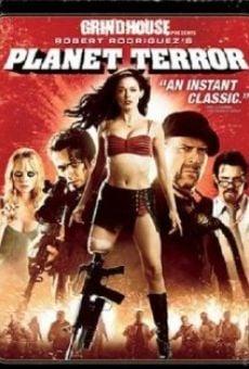 Ver película Planeta Terror
