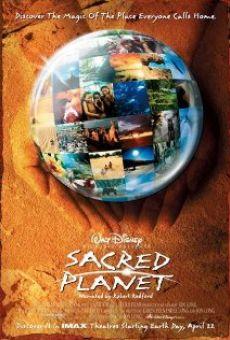 Ver película Planeta sagrado