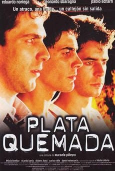 Plata quemada online streaming