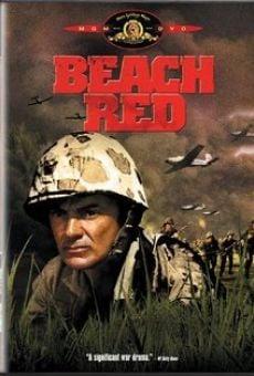 Spiaggia rossa online