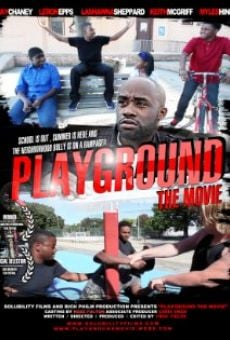 Playground the Movie online