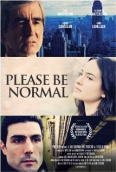 Película: Please Be Normal
