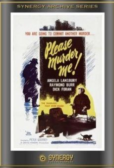 Película: Please Murder Me