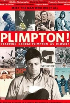 Watch Plimpton! Starring George Plimpton as Himself online stream