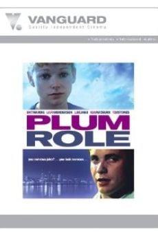 Ver película Plum Role