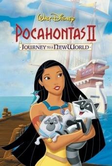 Ver película Pocahontas II: Viaje a un nuevo mundo
