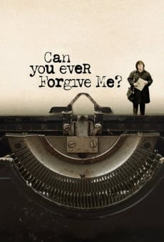 Can You Ever Forgive Me? online kostenlos