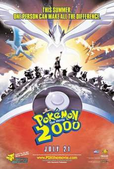 Pokémon The Movie 2000 online