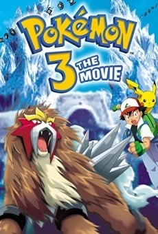 Pokémon 3: La película online