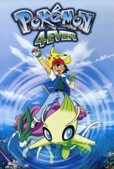 Pokémon 4Ever: Celebi - Voice of the Forest on-line gratuito