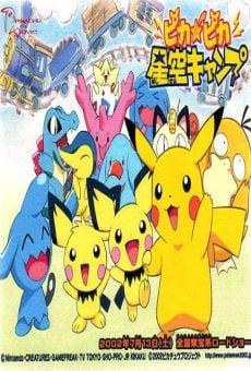 Pokémon: Campamento Pikachu online
