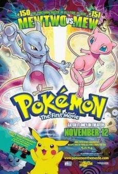 Ver película Pokémon: La película