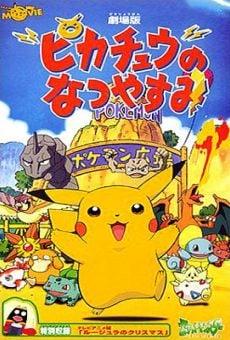 Pokémon: Las vacaciones de Pikachu online