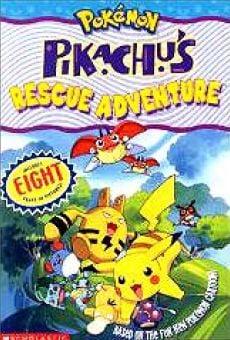 Pokémon: Pikachu al rescate online