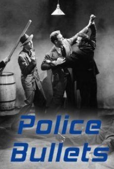 Ver película Police Bullets